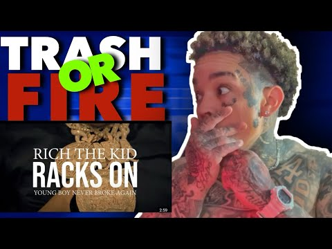 Rich The Kid – Racks On feat YoungBoy Never Broke Again (Official Video) [reaction]