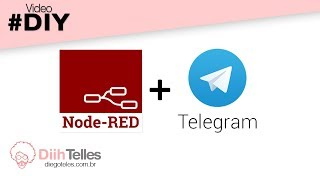 NodeRED | Chatbot مع برقية REDbot [PT-BR]