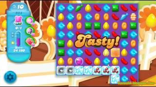 Candy Crush Soda Saga - Level 924 (No boosters)
