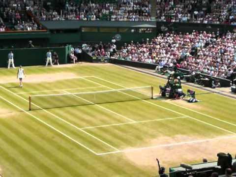 Wimbledon 2011 Women's Singles Final: Maria Sharapova vs Petra Kvitova