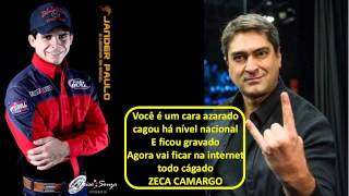 Resposta Sertaneja ao Zeca Camargo  - Cristiano Araujo era top mp3