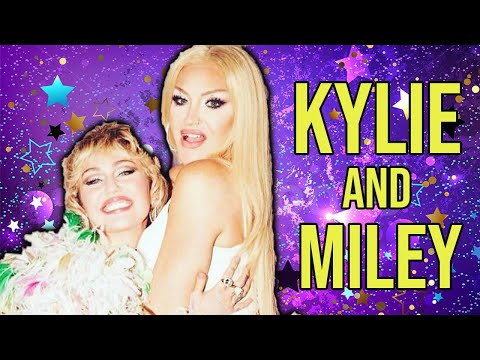 Kylie Sonique Love talks with us about her drag daughter, Miley Cyrus!