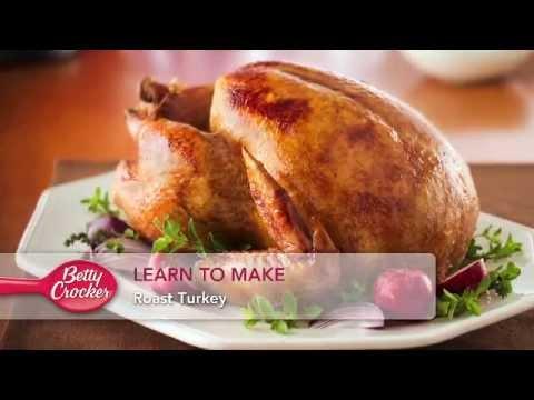 LEARN TO MAKE Roast Turkey