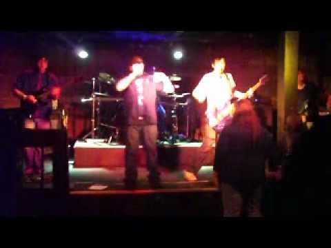 Through The Ashes @JB's Kent Ohio January 28 2012