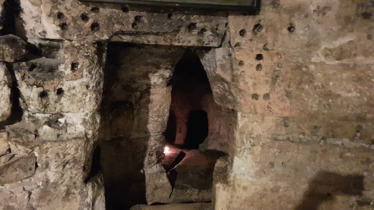 The Tomb of Jesus - Who is the famous Jew who was buried in Jerusalem next to Jesus?
