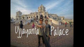 NorthEast India | Ujjayanta Palace | GoPro Hero 5