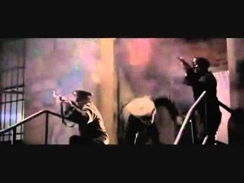 General Radek gets shot