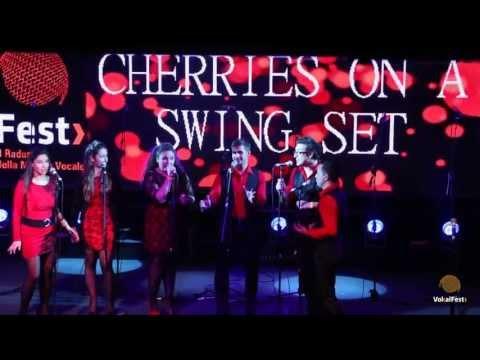 Cherries on a Swing Set - Medley Cartoons - VokalFest 2013