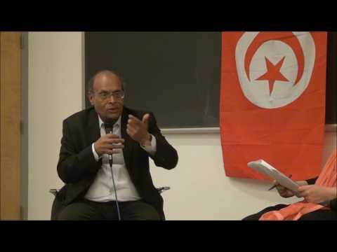 Université de Montréal - CERIUM2- Questions Réponses avec Dr. Marzouki