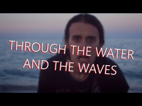 Dragonforce  Through The Fire And Flames SLOW ACOUSTIC  IN THE WATER