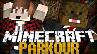 Minecraft iCrave Parkour VERSUS MODE w/ BajanCanadian & JeromeASF!