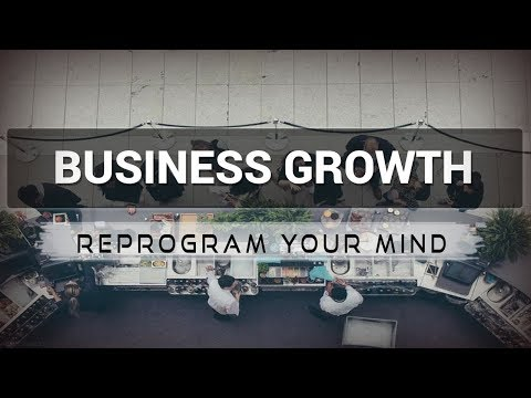 Positive Affirmations for Business Growth - Law of attraction - Hypnosis - Subliminal