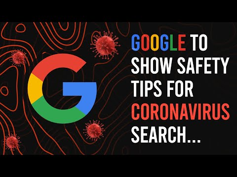 Google search for coronavirus will show you safety tips| Apple's redesigned maps available in the US
