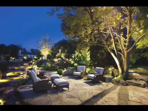 custom outdoor lighting from unique outdoor tx houston youtube