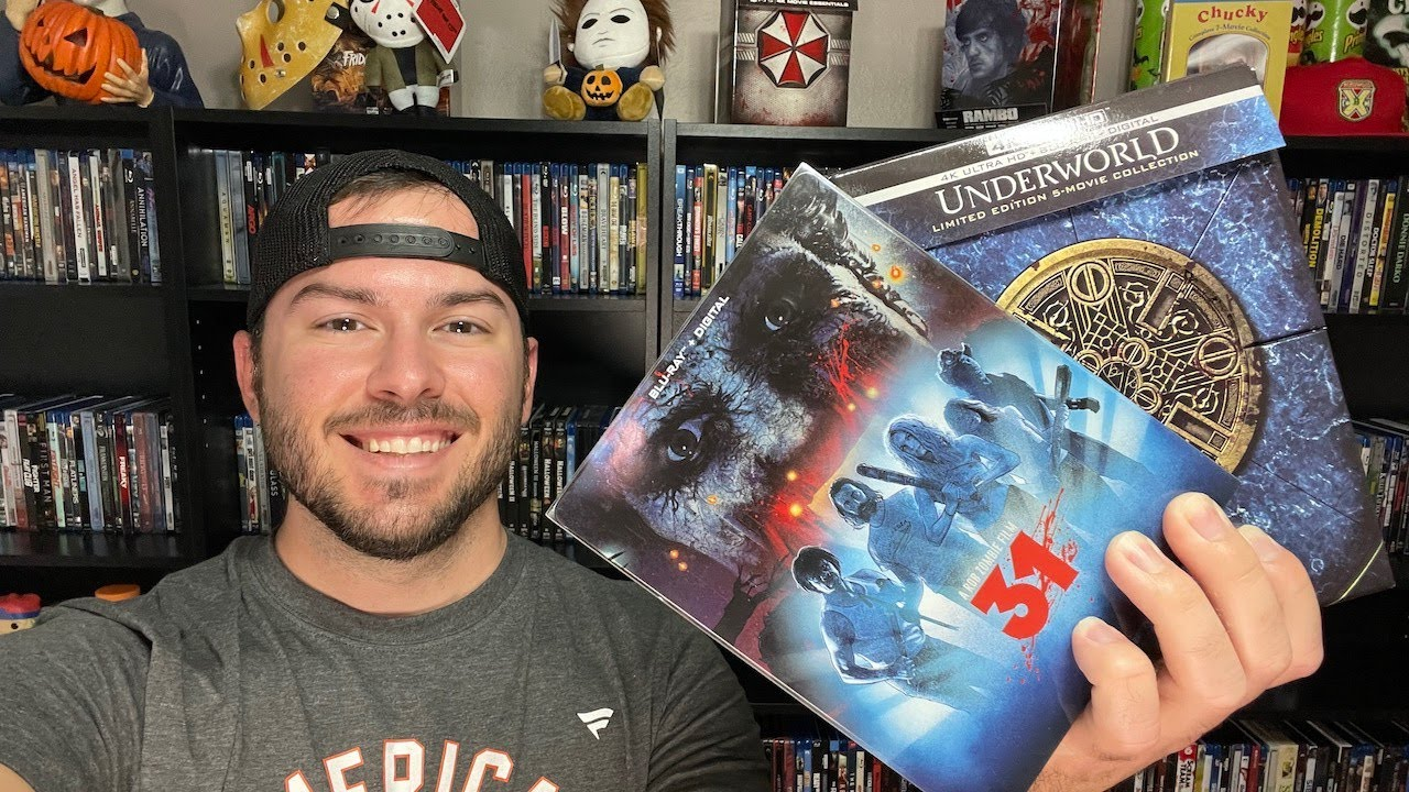 Download NEW MOVIE TUESDAY   UNDERWORLD 4K COLLECTION & 31 BLU-RAY STEELBOOK UNBOXING