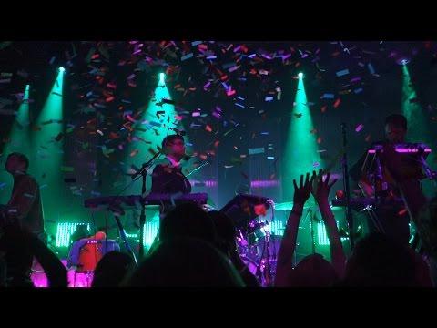 STRFKR - Atlantis - Live in San Francisco