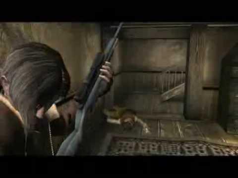 Molotov Cocktail Resident Evil 4 PC Mod...