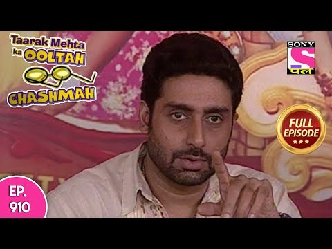 Taarak Mehta Ka Ooltah Chashmah - Full Episode 910 - 19th January, 2018