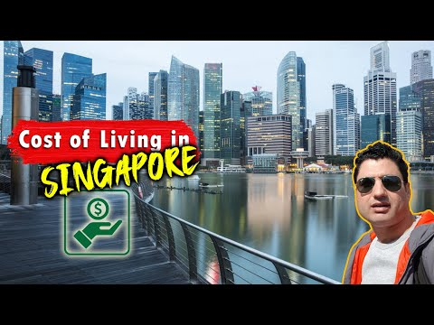 Cost of Living in Singapore | Apartment Rent in Singapore