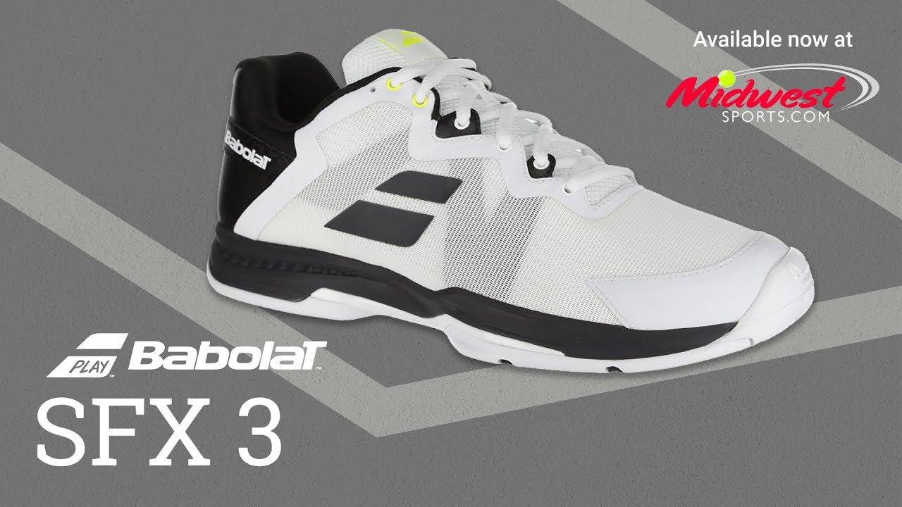 Babolat SFX III All Court Mens Tennis Shoes