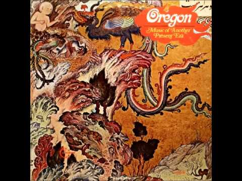 Oregon -The Silence of a Candle (1972) US Jazz, new-age, world fusion