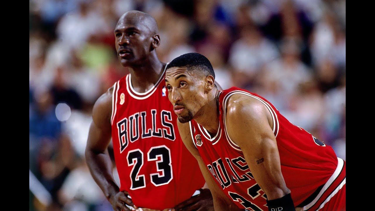 Jordan And Pippen S Historic Playoff Performance Youtube