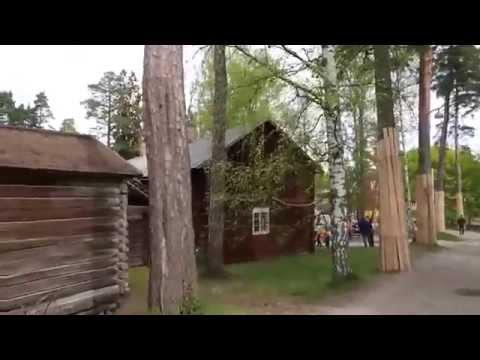 Seurasaari Island and Open Air Museum Tour (HD)