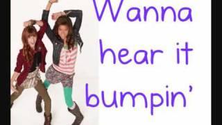 All The Way Up(Burn It Up)-Shake It Up-Lyrics(READ DESC)