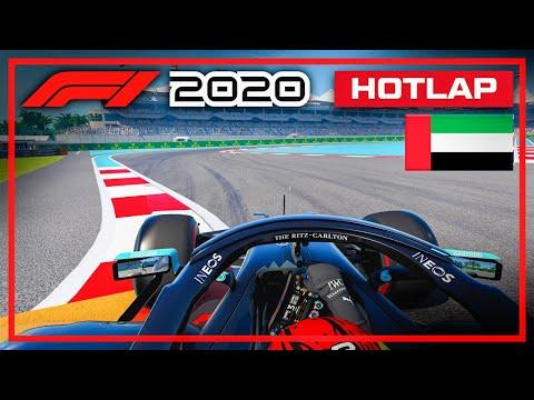 F1 2020 Abu Dhabi Hotlap + Setup (1:32.014)