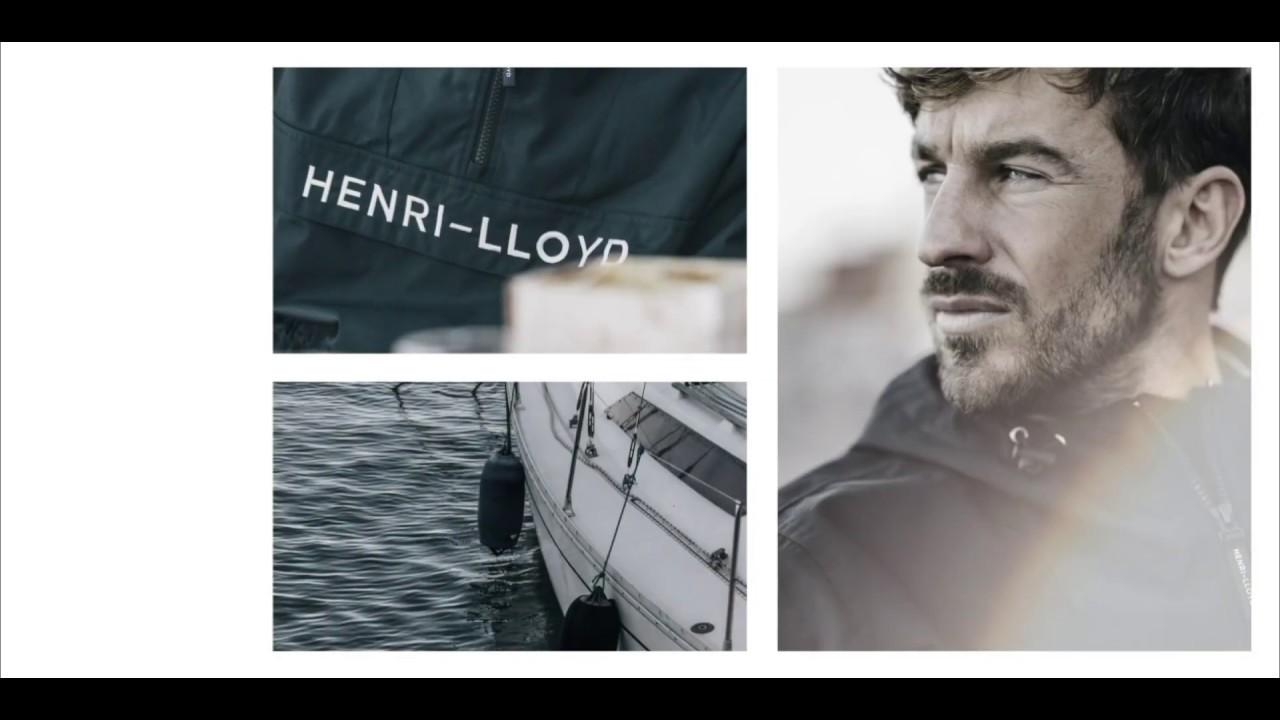 New from Henri Lloyd