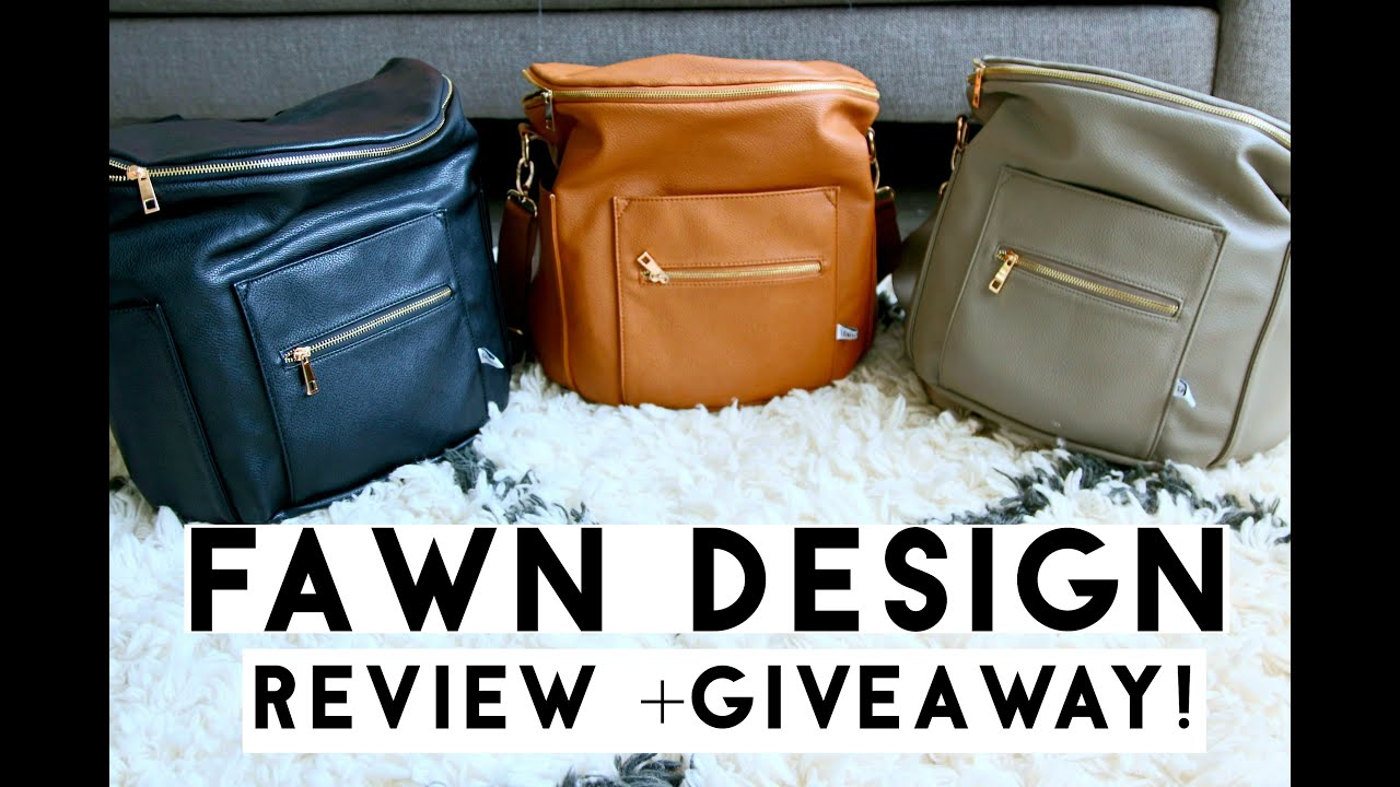 diaper bags designer cheap e2w3  FAWN DESIGN DIAPER BAG REVIEW+GIVEAWAY! {CLOSED}