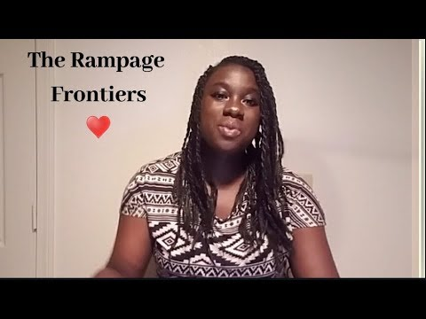 The Rampage from Exile Tribe-Frontier Reaction Video