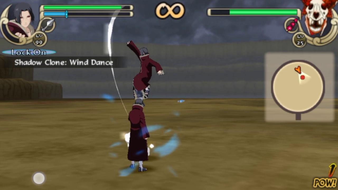 [NSUNI] MOD Itachi Edo Tensei VS Pain Tendo & Naruto Kyubi ...
