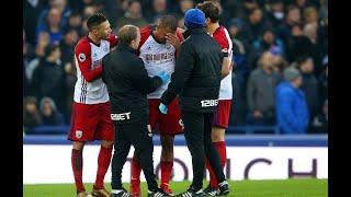 Everton news: West Brom ace Salomon Rondon in tears as James McCarthy suffers horror leg break