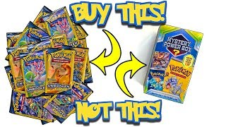 WAIT...ARE $1 PACKS OF DOLLAR TREE POKEMON CARDS WORTH OPENING?