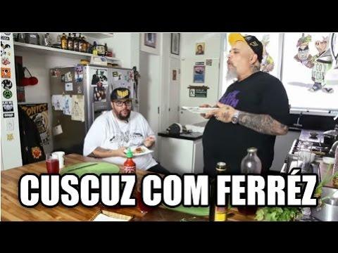 Cuscuz Vegano Com Ferréz | Panelaço Com João Gordo