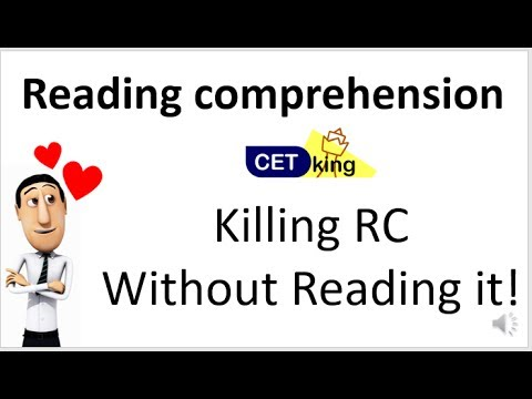 Killer strategy for RCs. Kill RCs without completely reading it!