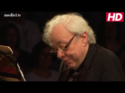Richard Goode - Bach : Partita n°1