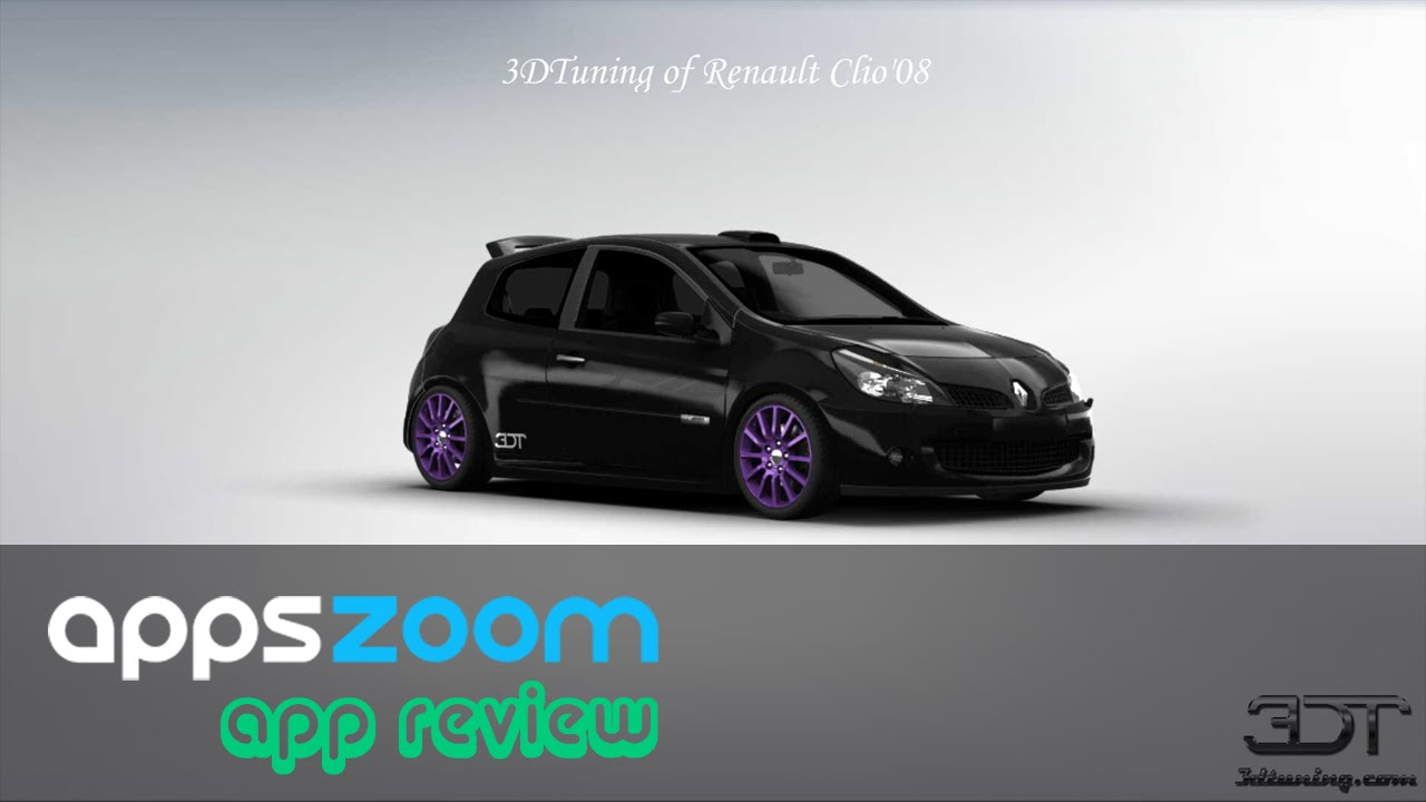 3d Tuning For Android App Review Youtube