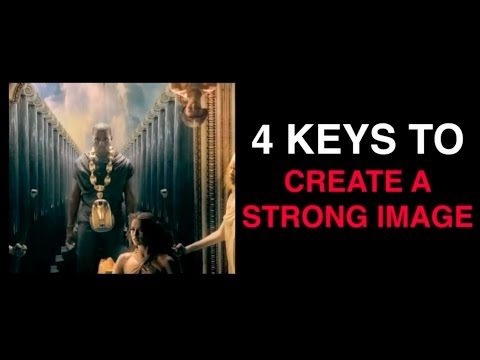 4 Keys to a strong brand image (Image series PART 1)