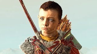 God of War PS4 - Atreus is Loki