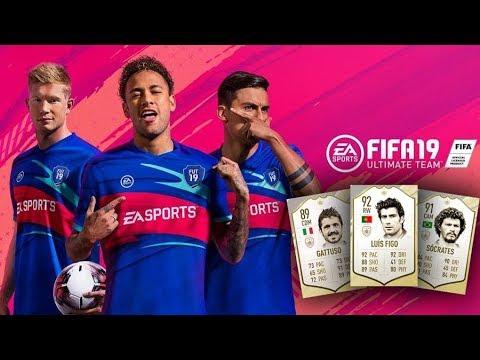 FIFA 19 JE TU!! SLAZEMO EKIPU🔥 Instagram @archer7_🔥