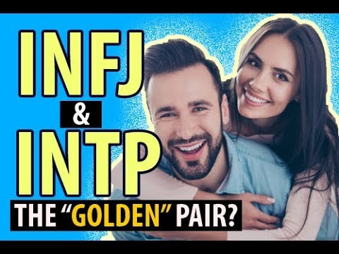 INFJ and INTP Relationship - The Golden Pair