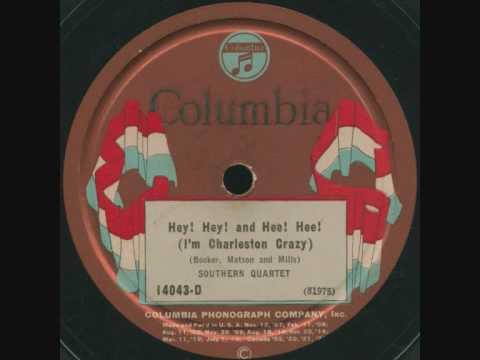 Southern Quartet - Hey! hey! and hee! hee! (I'm Ch...
