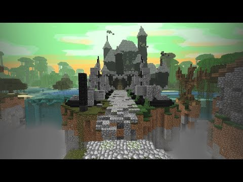 Cliff Castle :: Minecraft Building w/ BdoubleO #472