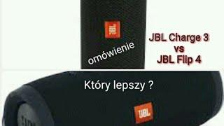JBL Flip 4 vs JBL Charge 3