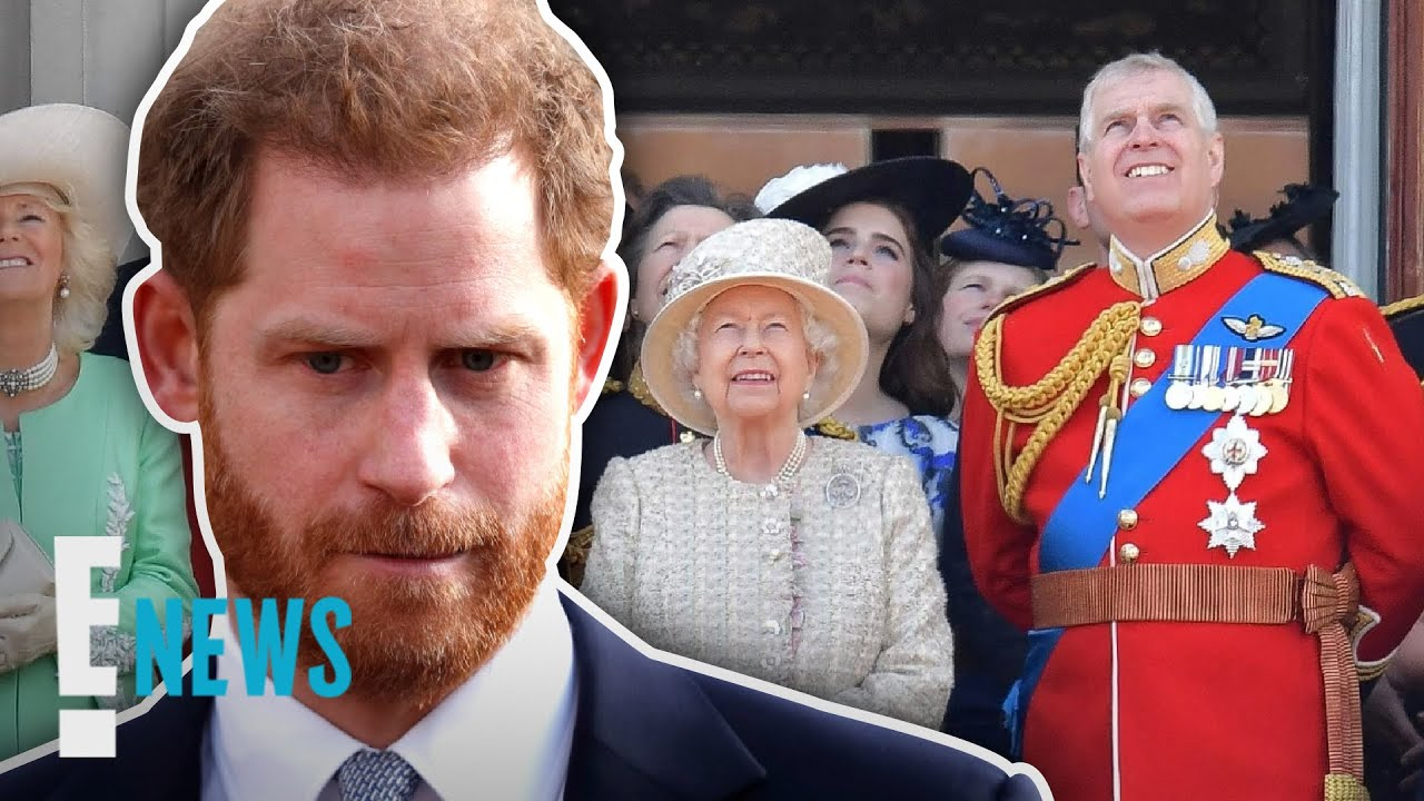 Prince Harry Is