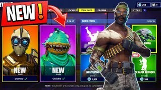 FUITE OF NEW SKIN GRAVE TYLÉS ON FORTNITE BATTLE ROYALE