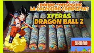 ¿DÓNDE CONSEGUIR LA COLECCIÓN COMPLETA? DRAGON BALL Z XFERAS TAZOS CHEETOS 2018