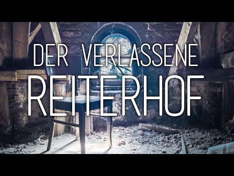 VERLASSENER REITERHOF ★ VERLASSENES WOHNHAUS ★ Urbex Germany ★ Lost Places Ruhrgebiet